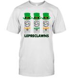 Lepreclawns Pot O' Gold Shamrock Lucky St Patrick's Day Claw Shirt