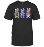 Easter Gnomes Egg Hunting Gift For Men Womens Kids Shirt