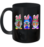 Easter Gnomes Egg Hunting Gift For Men Womens Kids Mug