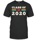 Class Of 2020 Graduation Gifts Senior Graduation Year Shirt