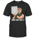 Trump 2020 Commando Toilet Paper Donald Trump America Shirt