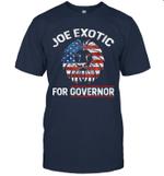 Joe Exotic For Governor American Flag Funny Shirt