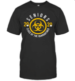 Seniors 2020 Class Of The Quarantined Shirt