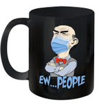Jeff Dunham Ew People Quarantine 2020 Mug