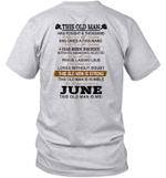This Old Man Has Fought A Thousand Battles And Is Still Standing Born In June Shirt
