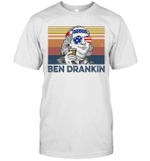 Ben Drankin Benjamin Franklin 4th Of July Vintage Shirt Independence Day American Gift