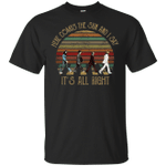 The Beatles Here comes the sun and I say it's all right Shirt