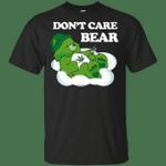Cannabis don't care bear Funny Shirt