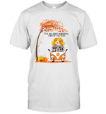 Jack Skellington Sally And Zero Pumpkin It'S The Most Wonderful Time Of The Year T-Shirt