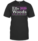 Elle Woods 2020 Election Funny Legally Blonde Shirt