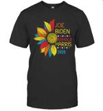 Colorful Sunflower Joe Biden Kamala Harris 2020 Shirt