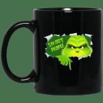 Grinch Six Feet People Christmas Mug