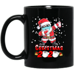Christmas 2020 Toilet paper Santa Claus Quarantine Mug Christmas Gifts Coffee Mugs