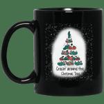 Crocin Around The Christmas Tree Funny Xmas 2020 Gifts Mug