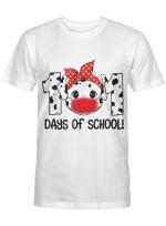 101 Days Of School Teachers Kids T-Shirt