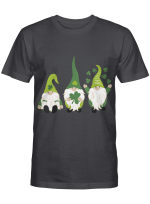 Gnome Leprechaun Tomte Green Gnomes St. Patrick's Day T-Shirt