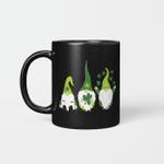 Gnome Leprechaun Tomte Green Gnomes St. Patrick's Day Gift Mug
