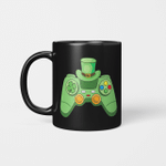 Video Game Gaming St Patricks Day Gamer Boys St. Patty's Day Gifts Mugs