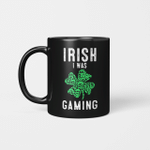 Video Gamer Saint Patricks Day Gaming Lucky Gamer For Boys Gifts Mug