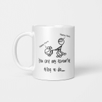 Personalized You Are My Favourite Thing to Do – Funny Naughty Valentine Mug