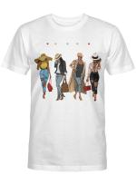Sistas Afro Women Together, Women tshirt, Women Birthday Tee Shirt