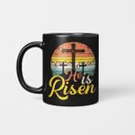 He Is Risen - Christian Easter Jesus Mug