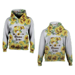 Mama Bear Sunflower All Over Print 3D Hoodie Funny Mother's Day Gift – Mama Bear Hoodie 3D