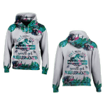 Don't Mess With Mamasaurus You'll Get Jurasskicked Hoodie 3D Mother's Day Gift