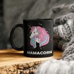 Mamacorn Unicorn Mommy And Baby Mother's Day Gift Mug