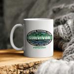 Another School Year Survivor The Longest School Year Ever #sped2021 Mug Gift For Teacher, Education Mug