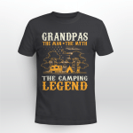 Grandpa The Man The Myth Legend