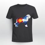 Colorado Saint Bernard Dog - Rocky Mountain Shirt