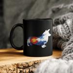 Colorado Saint Bernard Dog - Rocky Mountain Mug