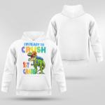 I'm ready to crush 1st Grade Dinosaur Back To School Shirt