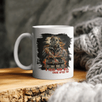 Halloween A Real Man Will Chase After You Michael Myers Horror Characters Mug