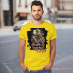 Halloween A Real Man Will Chase After You Michael Myers Horror Characters Shirt