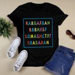 Rabgafban City Girls Act Up Shirt F.o.a.s.a.r.a.n Funny Quote T-shirt, Music Shirt