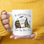 This Witch Needs Coffee Before Any Hocus Pocus Halloween Coffee Mug