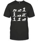 Snoopy Do Yoga Funny Dog Gift For Yoga Lover T shirt Men Women Hoodie Sweatshirt