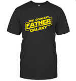 Father shirt  The Coolest Father In The Galaxy T shirt Men Women Hoodie Sweatshirt