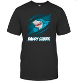 Mens Daddy Shark Doo Doo Doo T Shirt T shirt Men Women Hoodie Sweatshirt