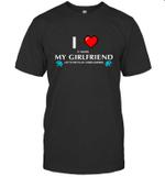 I Love My Girlfriend Let Me Play Video Game T shirt Men Women Hoodie Sweatshirt