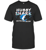 Shark Family Hubby Shark T Shirt Doo Doo Doo T shirt Men Women Hoodie Sweatshirt