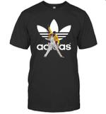 Freddie Mercury Vintage Retro Music Gift For Fans Adidas T shirt Men Women Hoodie Sweatshirt