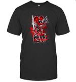 Deadmouse  Deadpool Mickeys Mouse T shirt Men Women Hoodie Sweatshirt