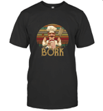 Vert Der Ferk Bork Chef Vintage T-Shirt