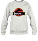 Dracarys Dragon Dinosaur Parody Funny Sweatshirt