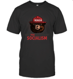 Maga Bear ‰غ÷only You Can Prevent Socialism' Parody T-Shirt
