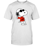 Snoopy Joe Cool Funny Dog Lover Gift For Movie Fan T-Shirt