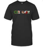 Oregon Sport Teams - Ducks State Beavers Chicago Blackhawks Portland Trail Blazers Gift For Real Fans T-Shirt